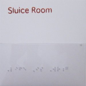Sluice Room